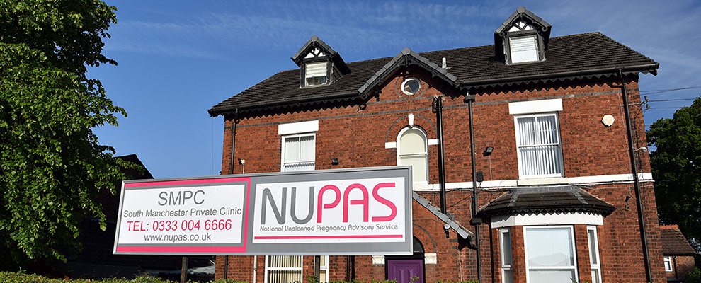 Image of NUPAS Abortion Clinic in Manchester