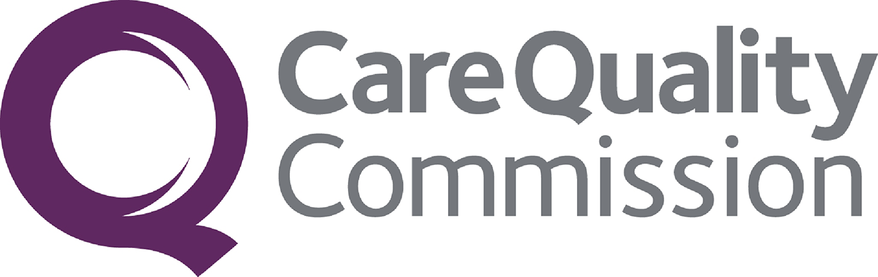 image of care quality commision logo